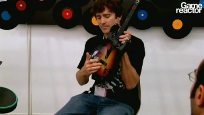 GC08 Guitar Hero: WT Special - Presentation Part 1 of 2