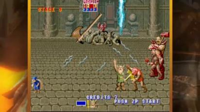 Golden Axe: Beast Rider - Act 1: The Beginning Doc