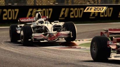 F1 2017 - Launch Trailer