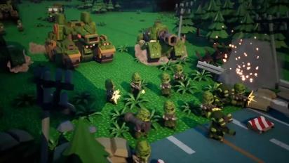 Tiny Metal - Release Trailer
