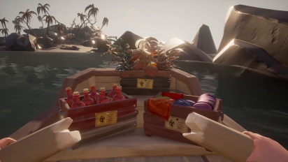 Sea of Thieves - Forsaken Shores -  Content Update