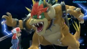 Super Smash Bros. Ultimate - Giga Bowser Gameplay