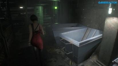 Resident Evil 2 - Ada Wong Gameplay