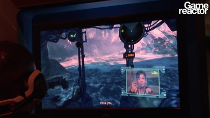 E3 12: Lost Planet 3 - Gameplay 2