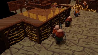 A Game of Dwarves - Gameplay Trailer