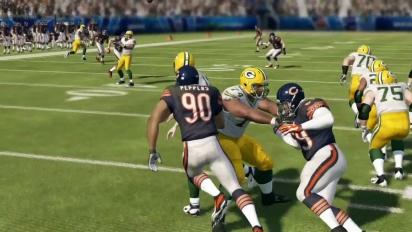 Madden NFL 13 - Wii U Trailer