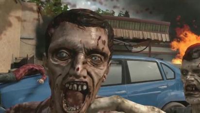 The Walking Dead: Survival Instinct - First Gameplay Trailer