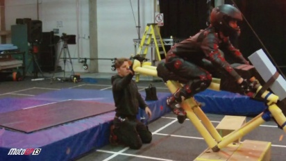 MotoGP 13 - Motion Capture Dev Diary