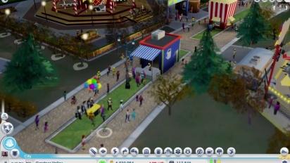 SimCity - Amusement Park Launch Trailer