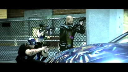 "APB: Reloaded - Live Action ""Be All You Can't Be"" Trailer"