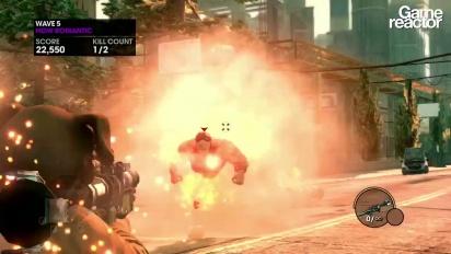 Saints Row: The Third - Whored Mode Gameplay
