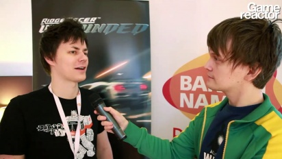 Ridge Racer Unbounded Interview