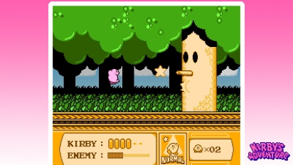 3D Classics Kirby's Adventure - Gameplay