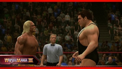 WWE 2K14 - 30 Years of Wrestlemania Trailer