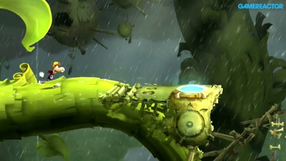 Rayman Legends - Toad Story - Orchestral Chaos Gameplay