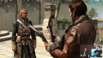 Assassin's Creed IV: Black Flag - Live Stream
