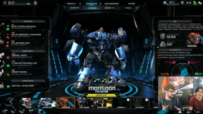 Transformers Universe - Developer Insight: Monsoon