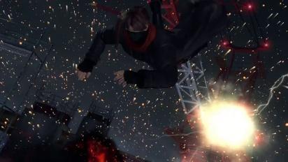 Dead or Alive 5: Last Round - Raidou Vs Hayabusa Trailer