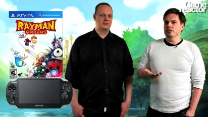 Rayman Origins: PS Vita Review
