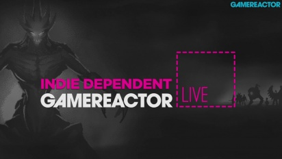 Indie Dependent - Livestream Replay