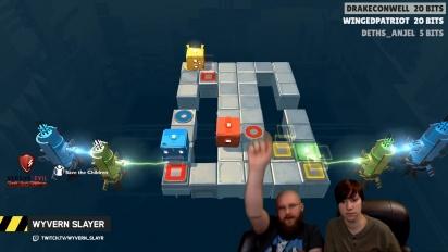 Death Squared - Nintendo Switch announcement trailer