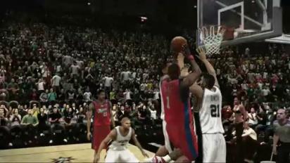 NBA 2K9 - Momentous 2 Trailer