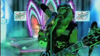 Guitar Hero World Tour - Zakk Wylde Trailer