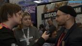 Disco Elysium - Alekander Rostov & Dani Woodford Interview