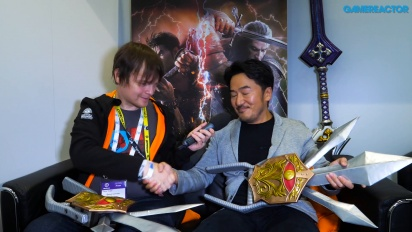 Soul Calibur VI - Motohiro Okubo Interview