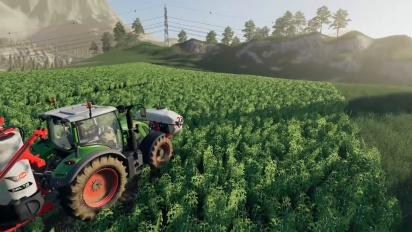 Farming Simulator 19 - New Field Interactions Trailer
