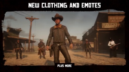 Red Dead Online - Early Access Content (May 2019) for PS4