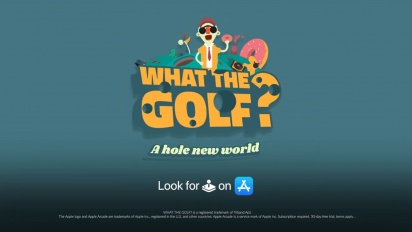 What The Golf? - A Hole New World Launch Trailer