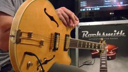 Rocksmith - Ben Parker Trailer