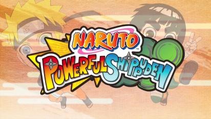 Naruto SD: Powerful Shippuden - Trailer