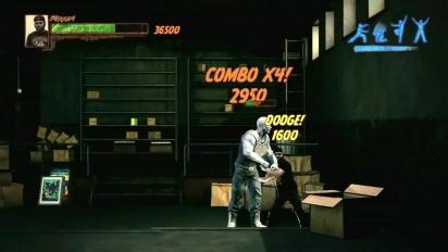 Kung-Fu High Impact - Gameplay Trailer