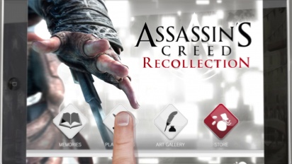 Assassin's Creed: Recollections - Teaser Trailer