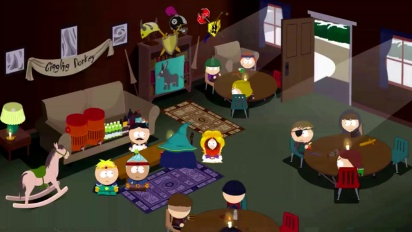 South Park: The Stick of Truth - Giggling Donkey Gameplay Trailer