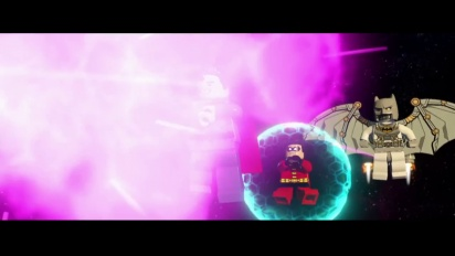 Lego Batman 3: Beyond Gotham - Comic-Con Gameplay Trailer