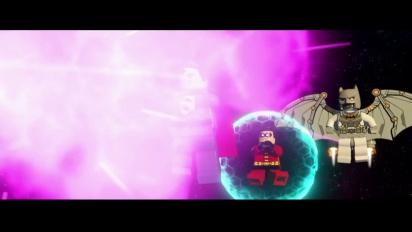 Lego Batman 3: Beyond Gotham - Comic-Con Gameplay Trailer