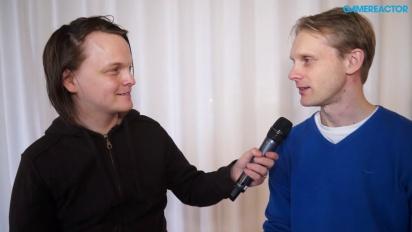 1993: Space Machine - Krister Karlsson Interview
