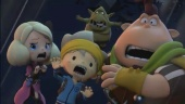 The Snack World - CG japanese trailer
