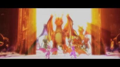 Spyro: Dawn of the Dragon - Story Trailer