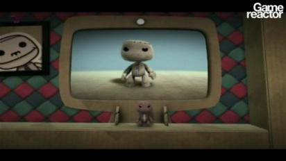 Little Big Planet - The first 7 minutes of gameplay