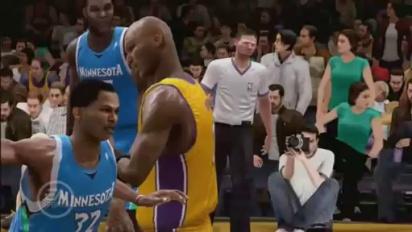 NBA Live 09 - Signature Shots Trailer