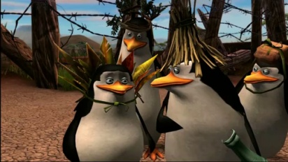 Madagascar: Escape 2 Africa - Penguins Trailer