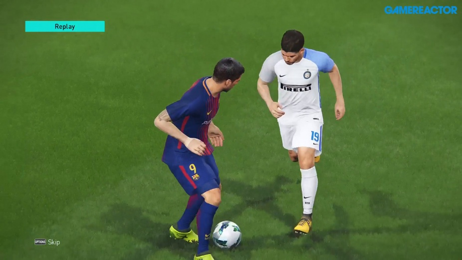 How to score more in Pro Evolution Soccer 2018