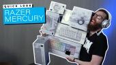 Razer Mercury - Quick Look