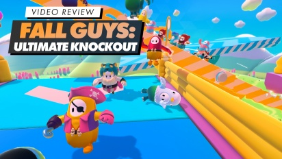 Fall Guys: Ultimate Knockout - Video Review
