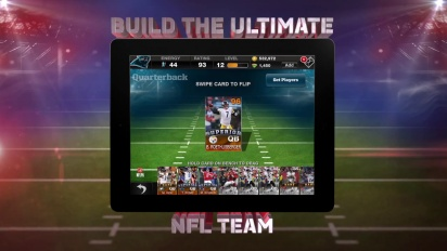 Madden NFL 13 -  Madden NFL 13 Social on the Go Trailer