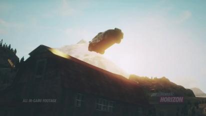 Forza Horizon - March Meguiar's Car Pack Trailer
